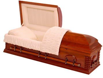 the manhatten casket