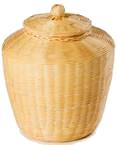 Reed Urn