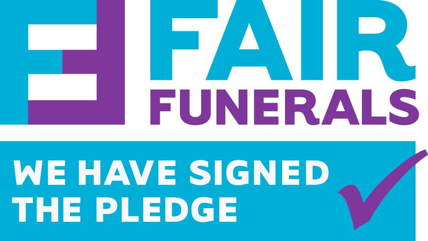 fair funeral logo